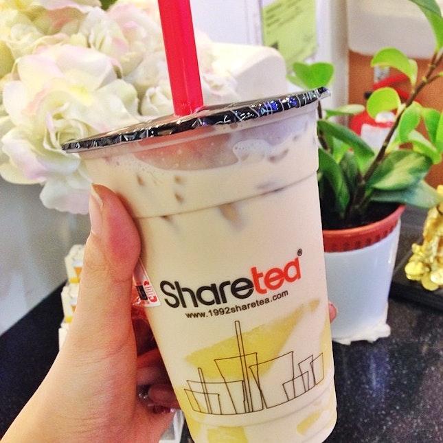 Finally having #ShareTea!!!