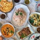 Michelin Bib Gourmand chicken rice from Bangkok!