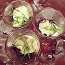 Oyster Shooters 😁 #burpple
