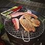 Korean BBQ setia walk