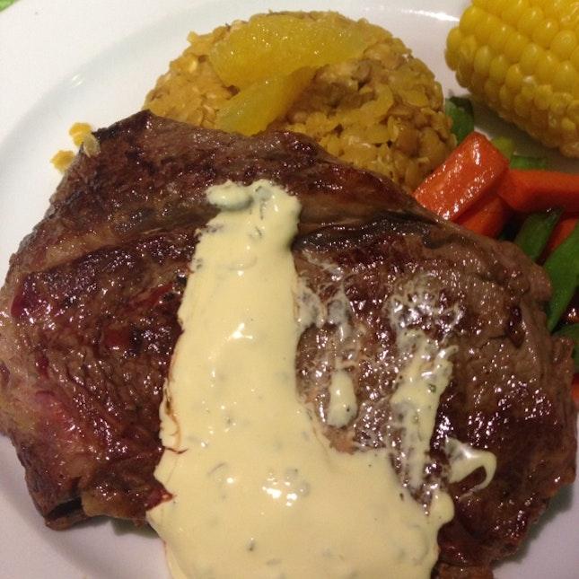 NZ Rib Eye  Steak