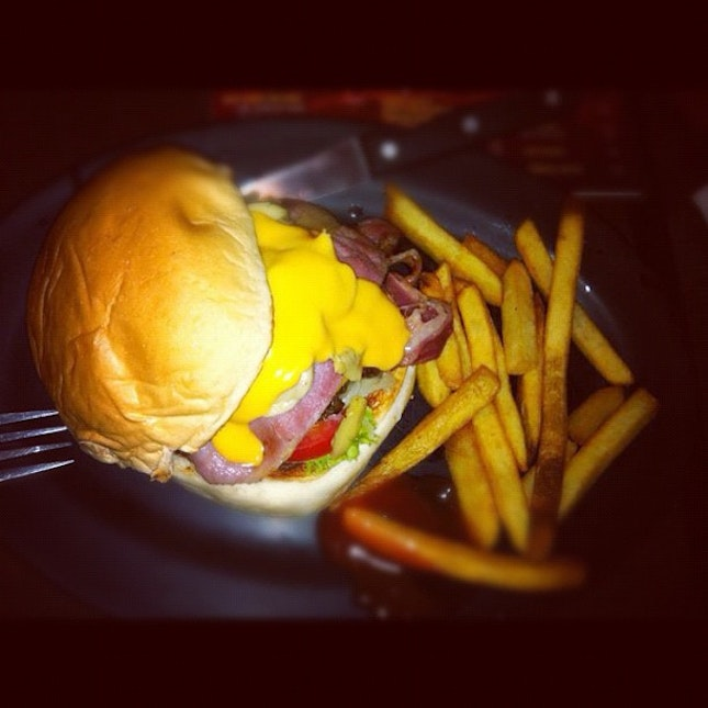 #zarksburger #yummy #burger #fries