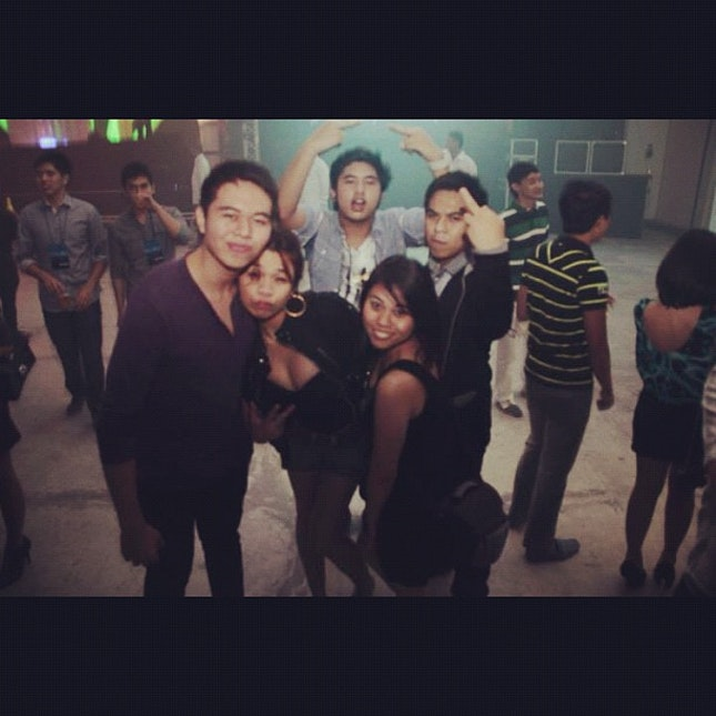 #party #drinks #boys #girls #adhoc #clicks #friends