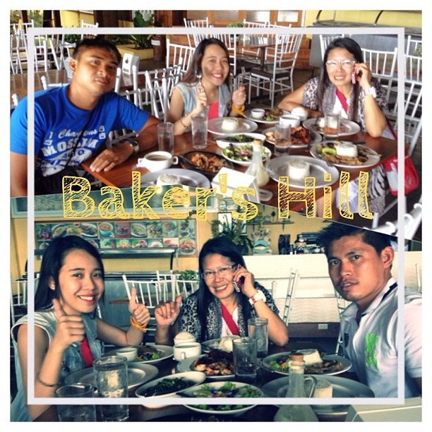 Lunch!:) #bakerskitchen #bakershill #palawan #travel  #food