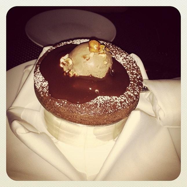 Chocolate souffle #cakes #dessert #souffle #chocolate