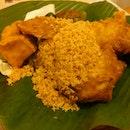 Famous Ayam Penyet Ria