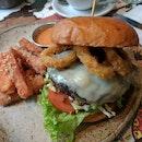 Bone Marrow Beef Burger