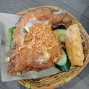 Ayam Penyet ($6)