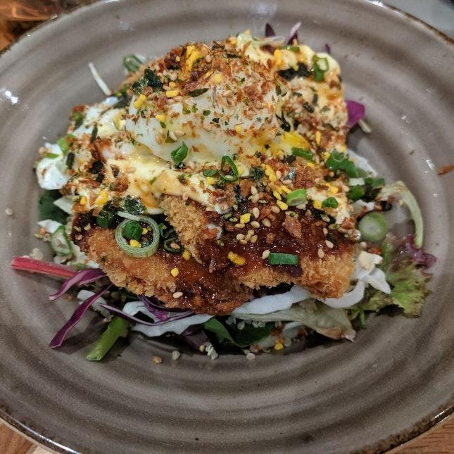 Pork Katsu Grain Bowl