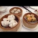 Siew Mai, Har Gow, Cha Siew Bao