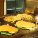Okonomiyaki @ Mizuno
