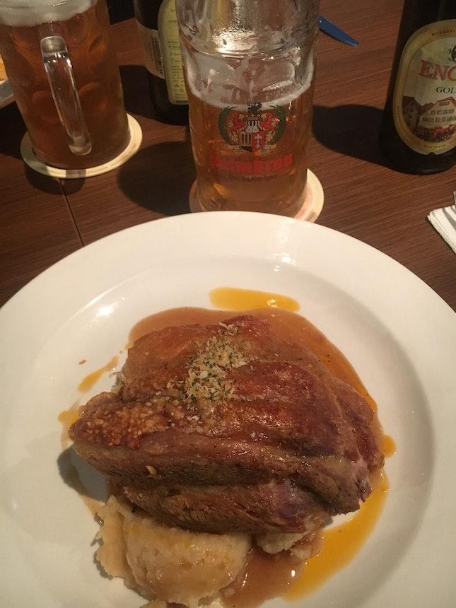 German Pork Knuckles