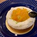 Mango Pomelo Tart