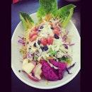 Teddy favorite salad #organic #food #green #salad #instalove #lovefood #veggie