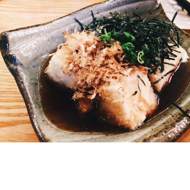 Personal Fav ||                                                                        Agedashi Tofu 💋