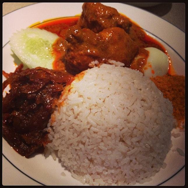#malaysian #nasilemak #madamkwans #burpple