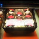 Poké Ball Mooncake