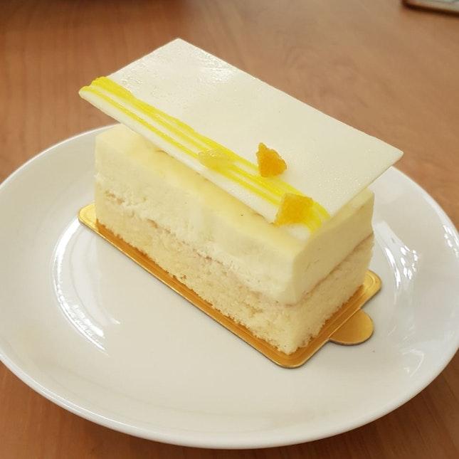 Interesting Fusion Cheesecake