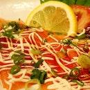 Guilty pleasure #salmonsashimi #salmoncarpaccio #salmon #sashimi #carpaccio #ichibansushi  #sgeats #sgfood #sgfoodiary #sgfoodie #sgfoodies #sgfoodporn #sgfoodstagram #sgmakan #sgmakandiary #foodsg #foodiesg #foodporn #foodpornsg #mychefstable #burpple #STFoodTrending #whati8todaysg #tslmakan #onthetablesg #8dayseat #iweeklyfood #instafood_sg #setheats #topsgrestaurants