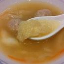 #fishmawsoup #fishmaw #soup #meatball #ellenboroughmarketcafe #accorhotelsfoodfestival @accorhotels_apac  #8dayseat #burpple #buzzfeast #buzzfeedfood #eeeeeats #feedfeed #foodiesg #foodphotography #foodporn #foodpornsg #foodsg #foodstagram #huffposttaste #hungrygowhere #instafood_sg #mychefstable #sgeats #sgfood #sgfoodie #sgfoodies #sgfoodporn #singaporefood #whati8today #yahoofood