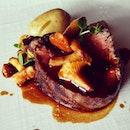 #beef #tenderloin #mushrooms #onemichelinstar #yesmichelinguide #michelinguide  #8dayseat #burpple #eatoutsg #foodiesg #foodphotography #foodporn #foodpornsg #foodsg #foodstagram #hungrygowhere #igfoodies #instafoodsg #instafood_sg #sgeats #sgfood #sgfoodblogger #sgfoodie #sgfoodies #sgfoodporn #sgfoodunion #singaporefood #tslmakan #whati8today #yahoofood