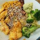 #dory #fish #broccoli #avocado #salad #chickpeas  #8dayseat #burpple #eatoutsg #foodiesg #foodphotography #foodporn #foodpornsg #foodsg #foodstagram #hungrygowhere #igfoodies #instafoodsg #instafood_sg #sgeats #sgfood #sgfoodblogger #sgfoodie #sgfoodies #sgfoodporn #sgfoodunion #singaporefood #tslmakan #whati8today #yahoofood