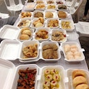 Two hundred over dollars on dim sum takeaway, best meal with the team!
