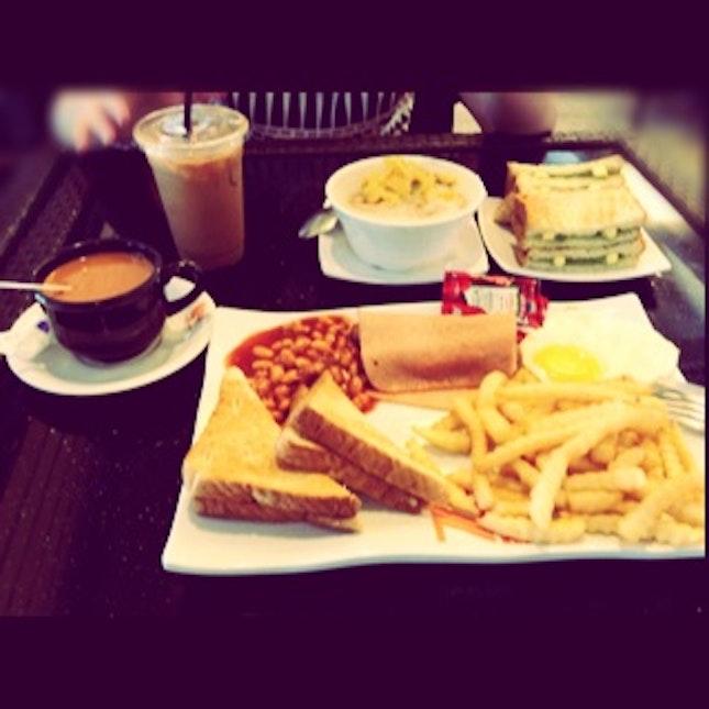 Breakfast Of A Day