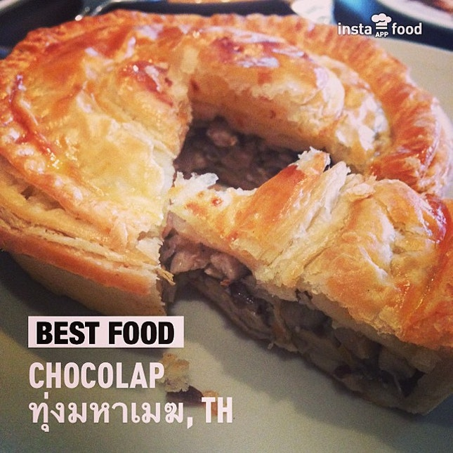 @instafoodapp #instafood #instafoodapp #instagood #food #foodporn #delicious #eating #foodpics #foodgasm #foodie #tasty #yummy #eat #hungry #love #thailand #ทุ่งมหาเมฆ #chocolap #food #restaurant #shopping #day