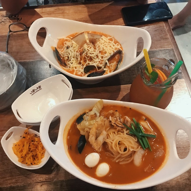 Champpong ($15.80) & Ro ppong roje ($17.80)