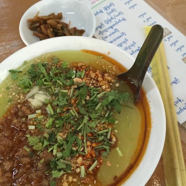 Burmese Delights in Yangon