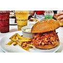 BBQ Pulled Pork Sandwich #travel #food #bangkok