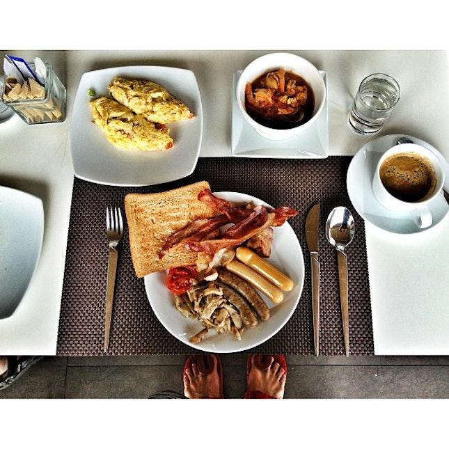 #Breakfast, part 1.