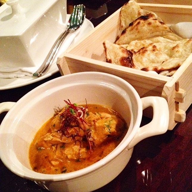 Finally a good #Indian restaurant, and a contemporary one at that!