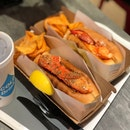 Chunky Lobsters (The Cathay)