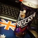 Thanks @lizawati07 #nescafemocha #coffee #milkcoffee #barangfree
