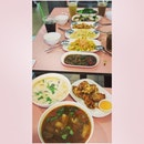 Lunch feast at our favourite Thai food #burpple #foodporn #foodaffair #instafood