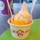 Interesting Flavour Of Sojora Peach Mango Juice Flavoured Yoghurt