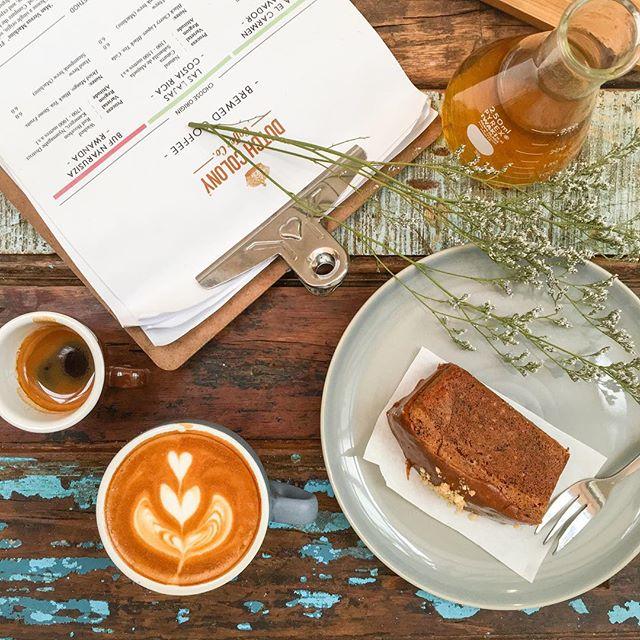 Cafe Flatlay