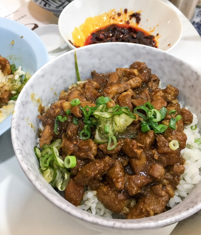 Can Never Say No To 滷肉飯!