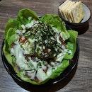 Maguro With Avocado Cream Cheese