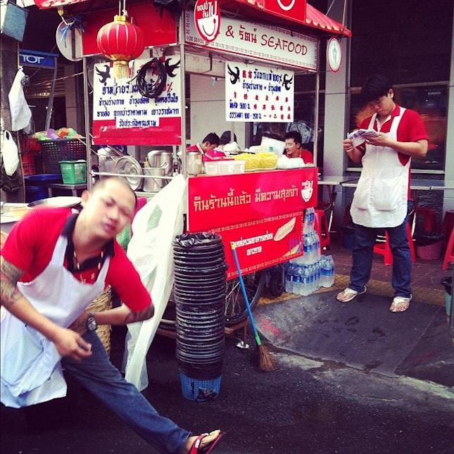 Kungfu seafood