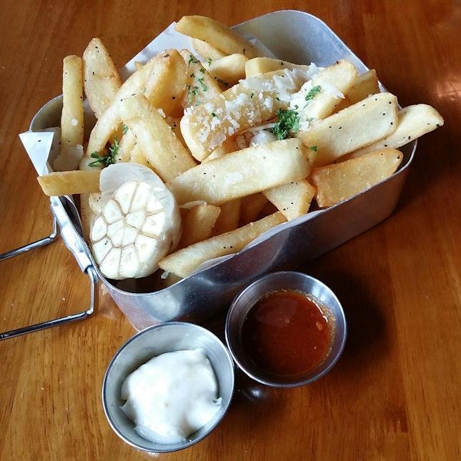 Truffles Fries