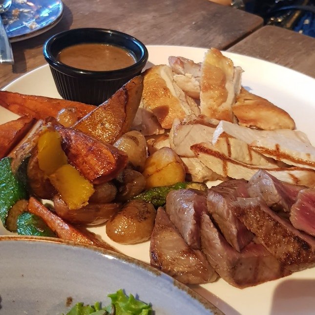 Christmas Special - Meat Platter