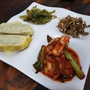 Korea Banchan Side Dishes
