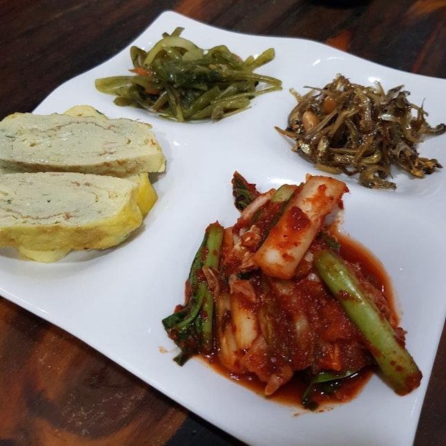 Korea Banchan Side Dishes