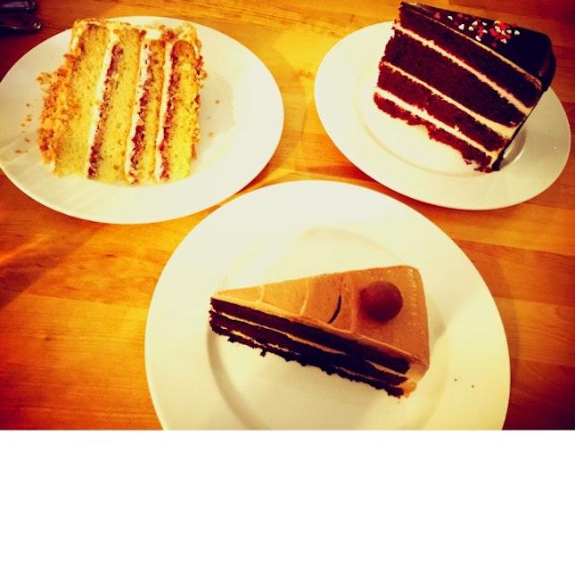 Lovely Place, Lovely Velvet Cake