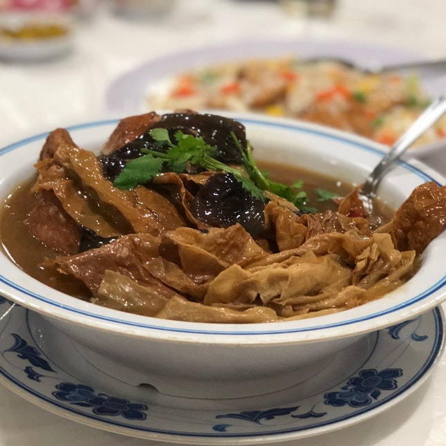 Signature Chicken Stew