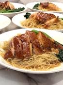 Ho Fook Hei Soy Sauce Chicken