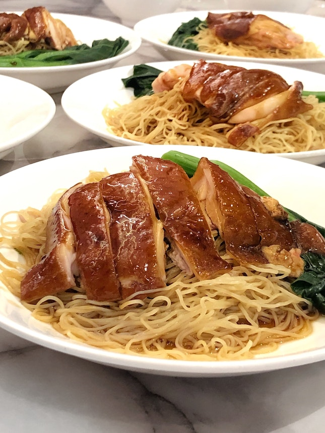 Signature Rose Wine Soy Sauce Chicken